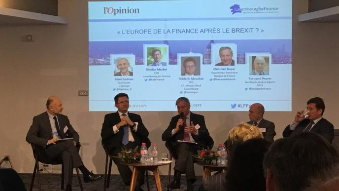 Conférence Luxembourg for finance jeudi 13 décembre 2018